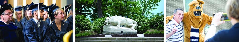 Graduates and the Lion