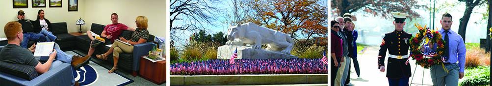 Veterans on campus