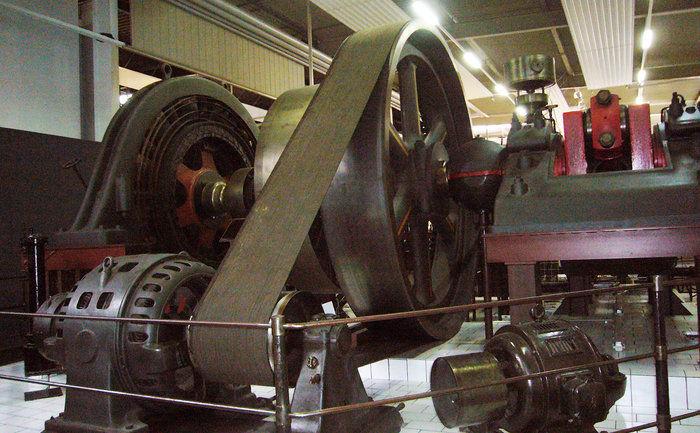 Engineering Machinery Image