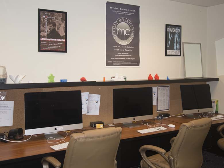Media Commons Room