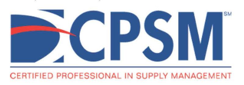 CPSM Logo