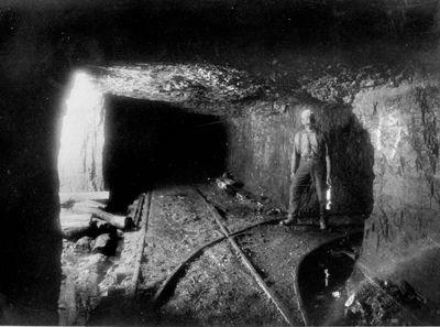 Coal Mine and Miner