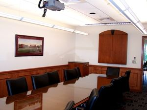 Corporate Training Center Board Room