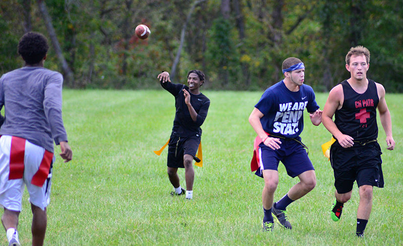 Intramural Football