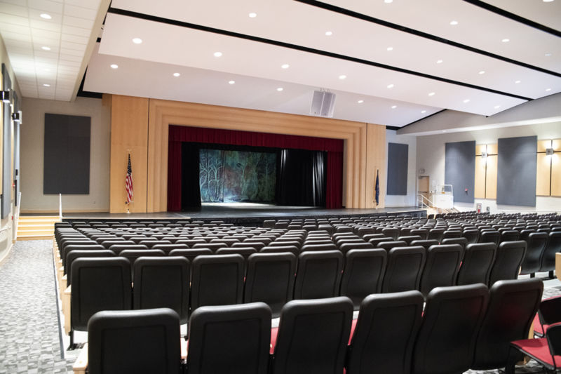 Maggie Hardy Magerko Auditorium