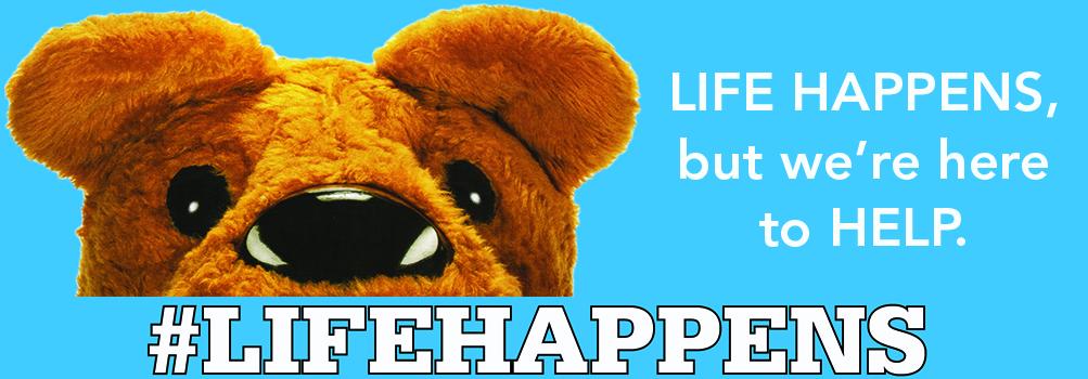 Life Happens Image